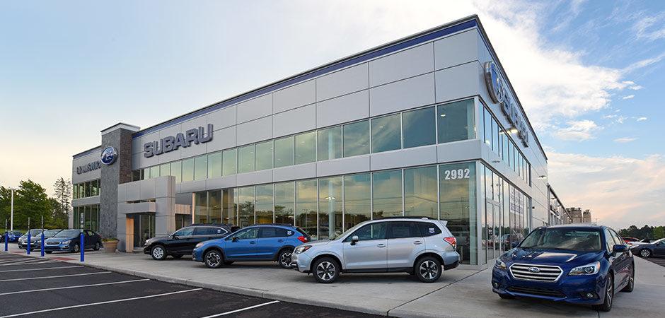 Who Owns Subaru >> Brunswick Subaru Oberer Thompson Company